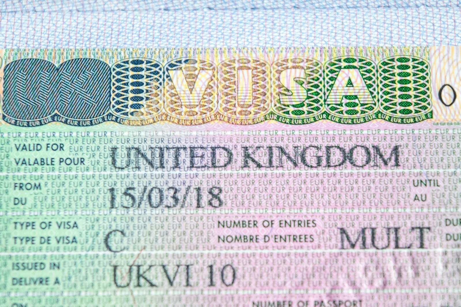 Applying for the Visa - Passport Visas Express