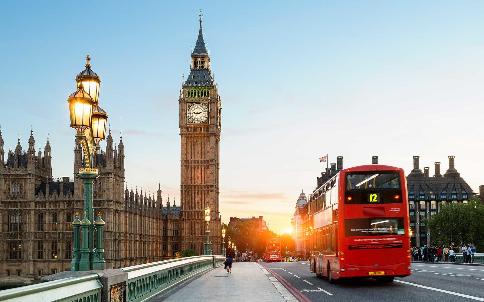 London - The Heartbeat of Europe